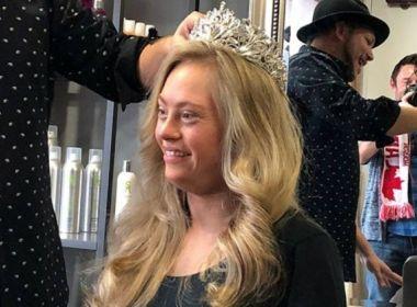 Mikayla Holmgren: a primeira miss com Síndrome de Down dos Estados Unidos