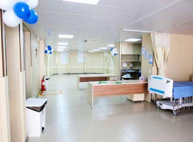 Obras Sociais Irmã Dulce inauguram nova unidade para tratar pacientes com câncer