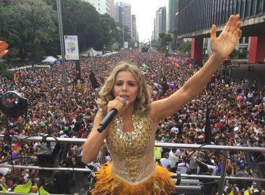 'Foi um momento mágico', disse Marcia Freire, uma das principais mulheres da música baiana