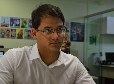 Marco Aurélio, prefeito de Itaquara