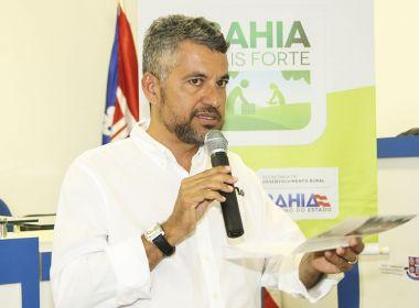 Elmo Vaz, prefeito de Irecê
