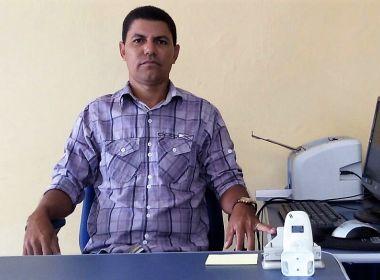 Izamar Reis, secretário de Meio Ambiente e Turismo de Sento Sé