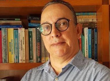 Rosemberg Valverde, professor da Uefs
