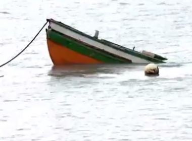 Ilhéus: Pescador morre após barco naufragar em mar agitado