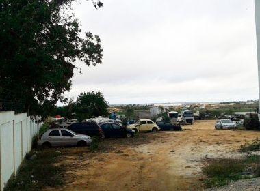 Conquista: Polícia investiga suposto incêndio criminoso que destruiu veículos apreendidos