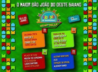 Barreiras: Prefeitura paga 5 vezes mais por 'Calcinha' em São João