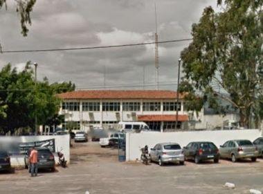 REBELIÃO NO COMPLEXO POLICIAL DE BONFIM