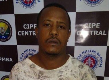 SAJ: Líder de fuga em massa de cadeia é preso em operação contra tráfico de drogas