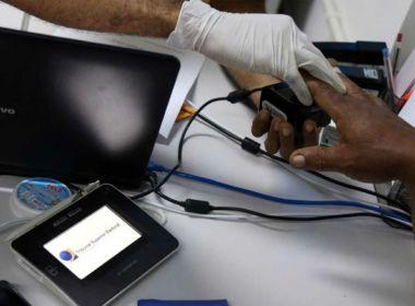 Prazo para recadastramento biométrico que prorrogado em Ubatã e Ibirapitanga