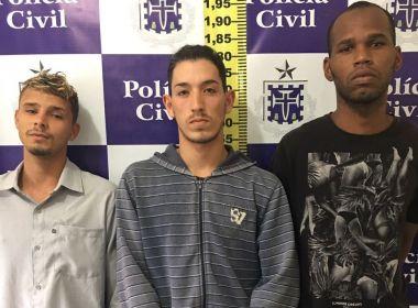 Feira: Grupo que espancou comerciante até a morte é preso; crime ocorreu em maio