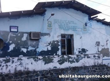 Aurelino Leal: Seis detentos fogem de delegacia após renderem vigia