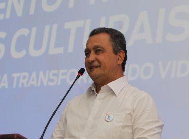 Rui Costa recebe título de cidadão itabunense e autoriza construção de teatro no município
