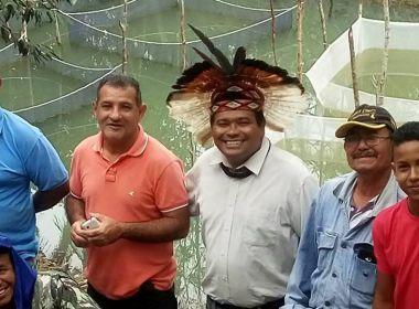 Sul baiano: Ação distribui filhotes de peixes para criatório em comunidades indígenas