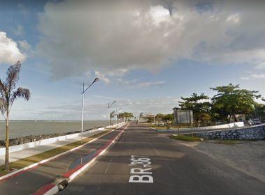 MPF aciona Dnit para sinalizar a BR-367 e reconstruir trecho da rodovia em Porto Seguro