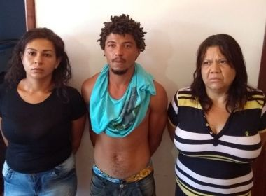 Lençóis: Três são presos por chacina de quilombolas; líder de quadrilha segue foragido