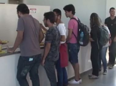 Conquista: Estudantes alegam ter passado mal em restaurante universitário