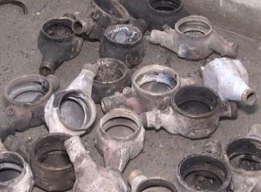 Juazeiro: Dona de empresa e funcionários são presos por furto de quase 40 hidrômetros