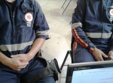 Feira: Funcionários do Samu são roubados quando atendiam em residência