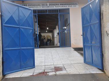 Jaguaquara: Adolescente é esfaqueado por colega na 'saída' de escola