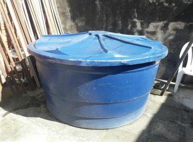 Formosa do Rio Preto: Menino de dois anos morre afogado em caixa d'água