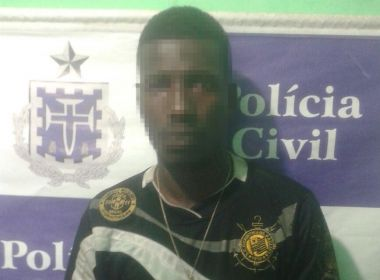 Santo Amaro: Acusado de homicídio, 'Zumbi' é preso por policiais