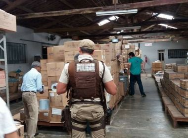 Jequié: Vereadores são barrados em órgão municipal e PM intervém para liberar acesso