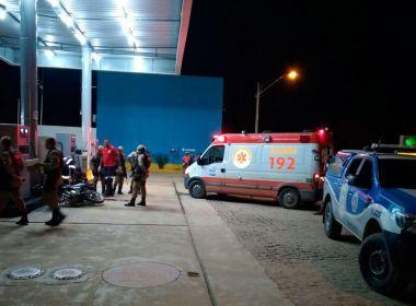 Itagibá: Homem para em posto para reabastecer moto e é morto a tiros