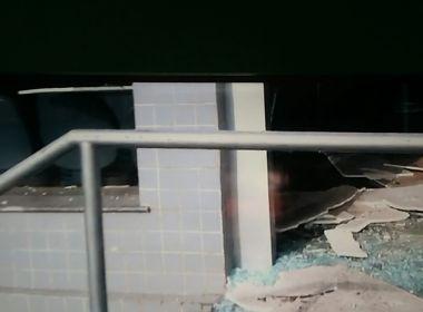 Buerarema: Quadrilha armada explode cofres de banco e 'toca terror' em cidade