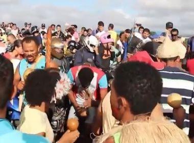 Paulo Afonso: Índios fecham ponte em protesto e coordenador da Funai renuncia a posto
