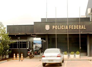 Polícia Federal cumpre mandados na Bahia de envolvidos em sequestro no Tocantins
