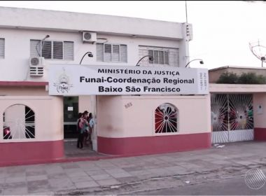 Paulo Afonso: Índios desocupam sede da Funai após 10 dias