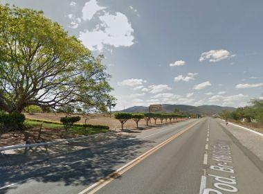 Três suspeitos são mortos após tentarem escapar de barreira policial na BR-116