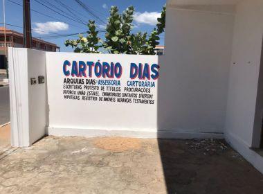 Buritirama: Falso tabelião é preso após Polícia receber denúncia anônima
