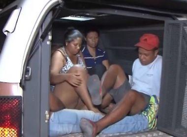 Feira: Seis são presos em ação que apreendeu quase 70 kg de drogas, dinheiro e carros