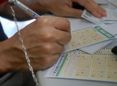 Mega-Sena acumula e vai pagar R$ 16 milhões nesta quarta