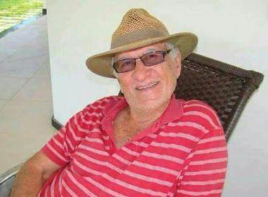 Itarantim: Ex-prefeito morre de infarto após sofrer grave acidente há uma semana e meia