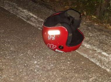 Barra do Choça: Dois jovens morrem após colisão e atropelamento na BA-641
