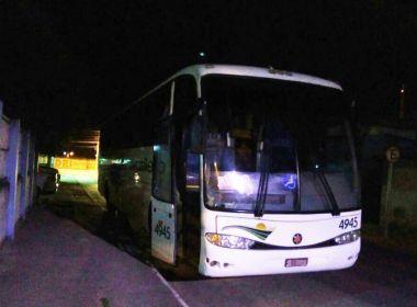 Assaltos a ônibus em estradas da Bahia chegam a 470 em oito meses, aponta SSP-BA