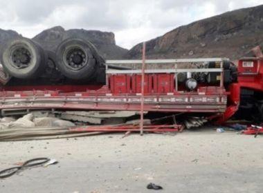 PRF registra 6 mortes em rodovias federais da Bahia no feriado de Finados