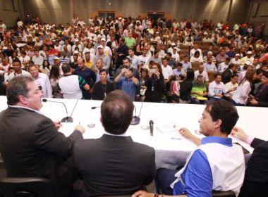 Bahia terá 265 prefeitos na mobilização nacional; evento reunirá gestores em Brasília