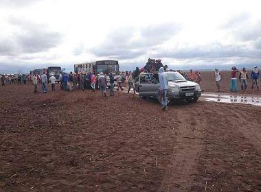 Correntina: Governo fará plano para pacificar convivência entre grande e pequeno produtor
