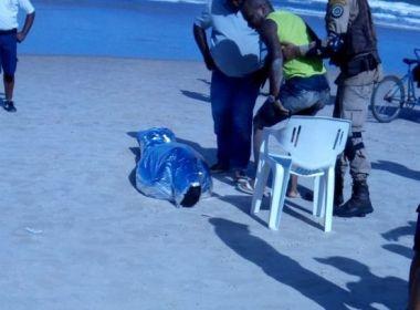 Ilhéus: Homem morre afogado na Praia dos Milionários, em Ilhéus
