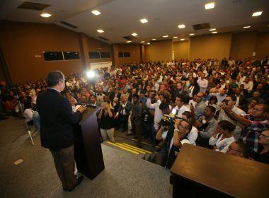 Governo do Estado celebra R$ 81 milhões em convênios com 187 municípios baianos