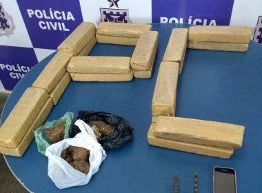 Itabuna: Oito traficantes são alvo de operação; dois chefiavam tráfico de dentro de presídio