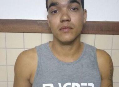 Ipupiara: Integrante de quadrilha de roubo a banco é preso; jovem se passava por turista