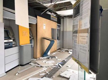 Camamu: Em 2 dias, cidade tem novo ataque a banco; vigilante é feito refém