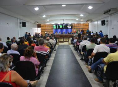 Conquista: Câmara aprova e prefeito, vice e vereadores vão receber 13° e férias