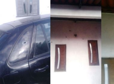Biritinga: Casa de vereador é alvo de tiros; esposa grávida e filho menor estavam no local