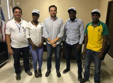 Delegação moçambicana conhece tecnologia de tratamento de água em juazeiro