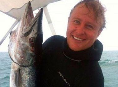 Empresário desaparecido em Ilha D'Ajuda foi encontrado a 26m de profundidade